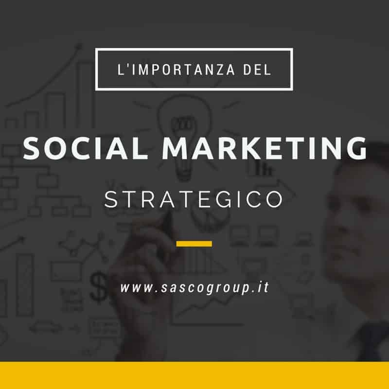 social marketing strategico